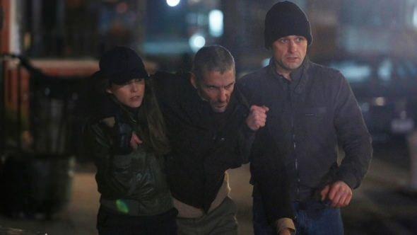 The Americans 2x05 - Phillip y Elisabeth con el agente del Mossad