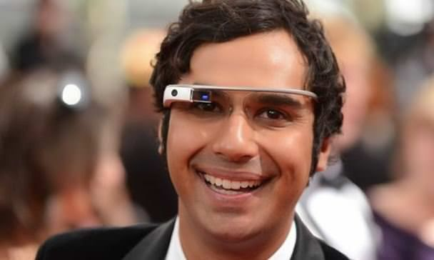 Canal Cocina Glass adaptadas para Google Glass