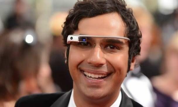 Canal Cocina Glass adaptadas para Google Glass