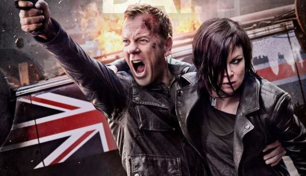 Jack Bauer y 24 Live Another Day en España