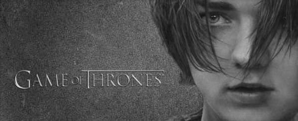Juego de Tronos 4x01 Two Swords - Arya (Maisie Williams)