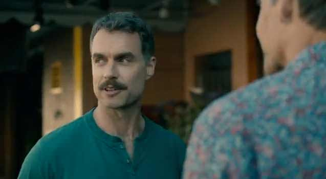 Crítica de Looking: Murray Bartlett es Dom.