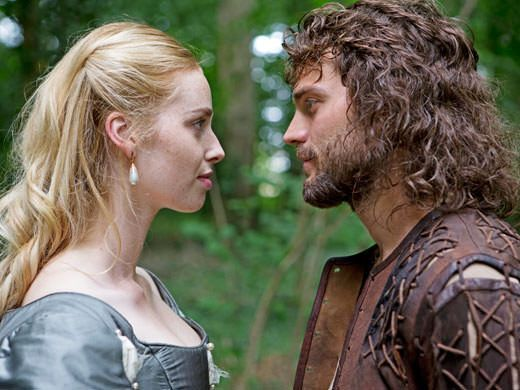 New Worlds de Channel 4 - Beth y Abe