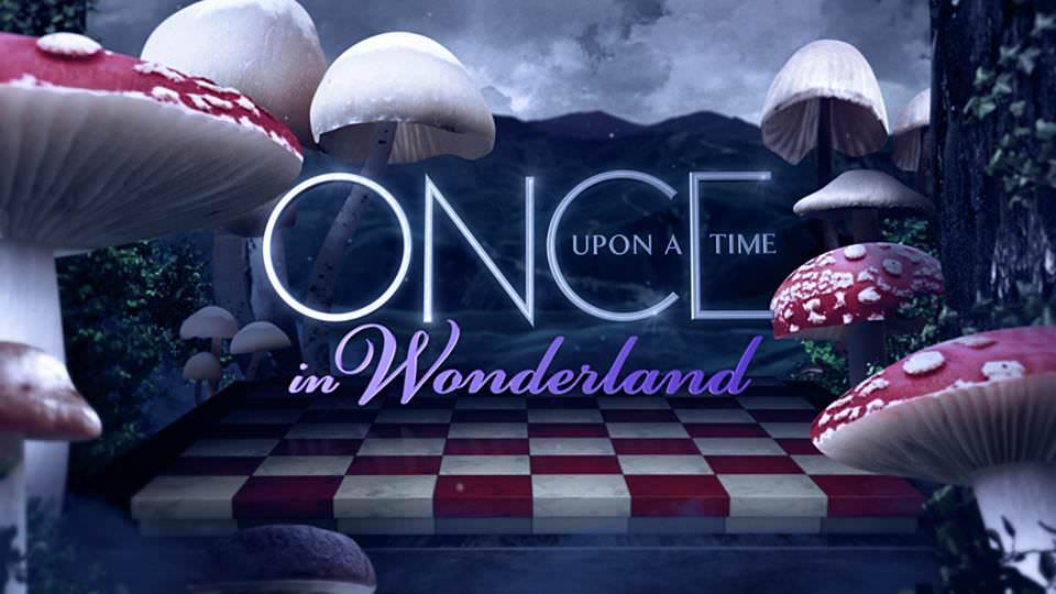 OUAT in Wonderland