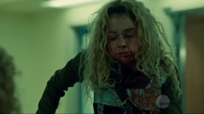 Orphan Black 2x01 Nature Under Constraint and Vexed