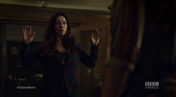 Orphan Black 2x02: Siobhan finge el secuestro y sabe mucho más de lo que cuenta.