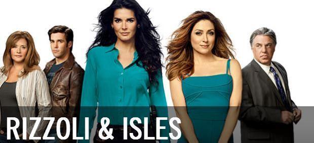 Temporada 5 de rizzoli&Isles