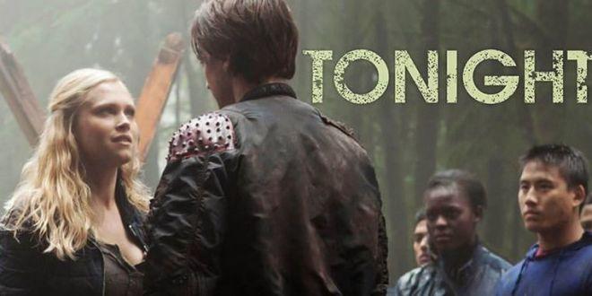 The 100 1x04 Murphy's Law - Clarke