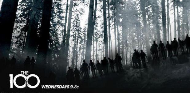 The 100 1x04 Murphy's Law - Wallpaper