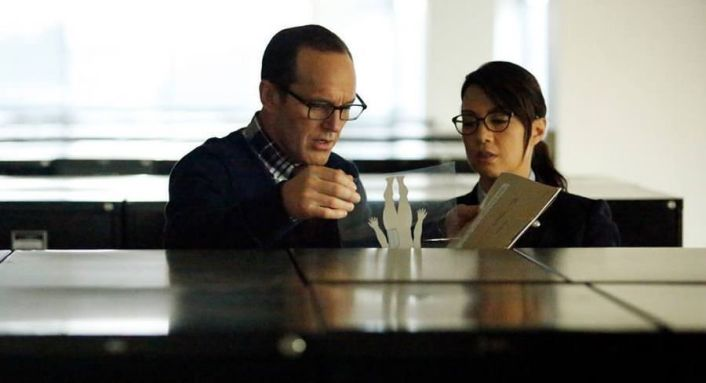 Agents of SHIELD 1×21 Ragtag -Coulson y May descubren la verdad de Garret