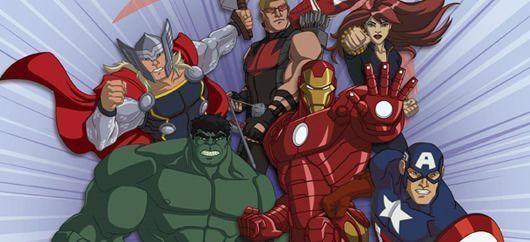 Debuta Thanos en Marvel's Avengers Assemble