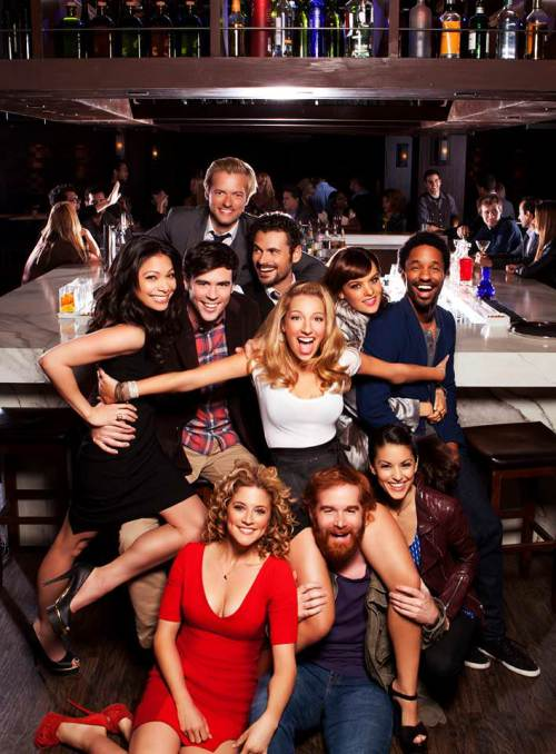 Closing Time - Season finale de Mixology