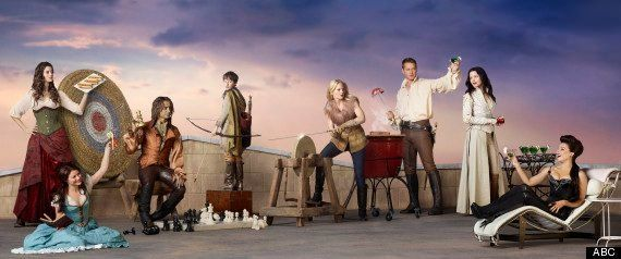 Once Upon A Time Temporada 3