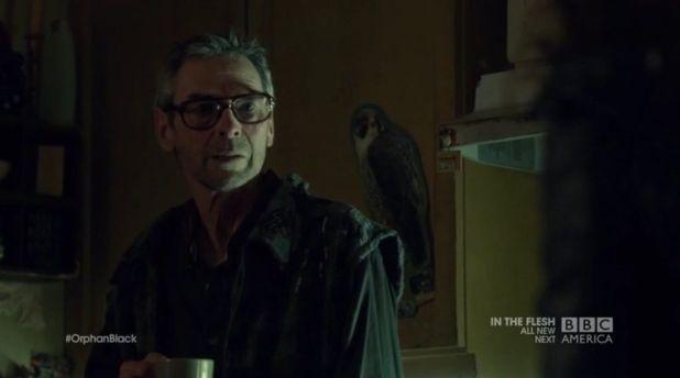 Orphan Black 2x06: El Doctor Duncan está vivo, a cargo de Siobhan y huyendo del Dr. Leekie.