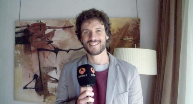Personajes de Sin Identidad - Daniel Grao es Juan Prados