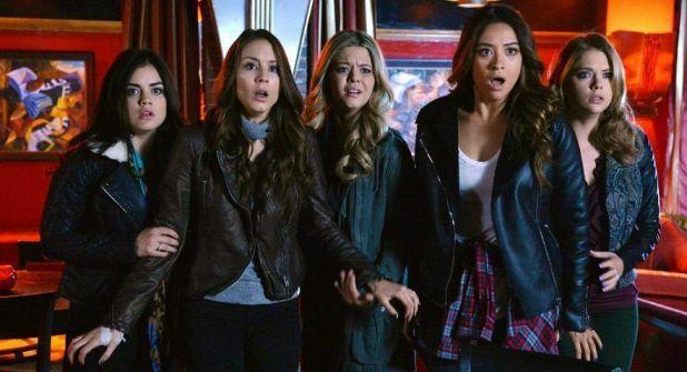 Primeras imágenes de la quinta temporada de Pretty Little Liars