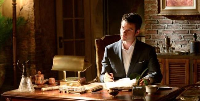 The Originals 1x19 An Unblinking Death - Elijah