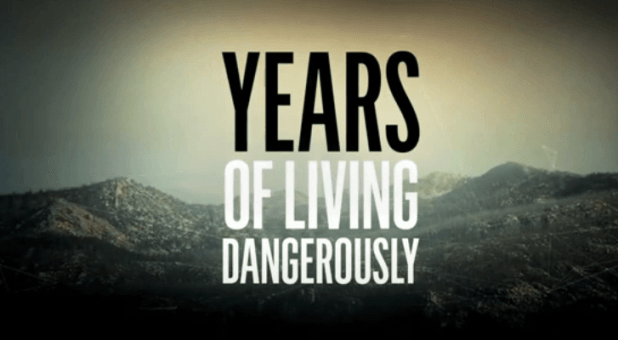 Years of living dangerously lo nuevo de Harrison Ford