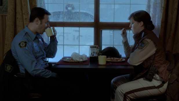 Recta final de Fargo de FX - Molly y Gus