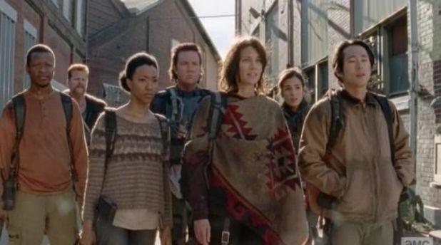 Detalles de la temporada 5 de The Walking Dead - Reparto