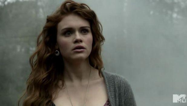 Lydia predice una muerte en Teen Wolf