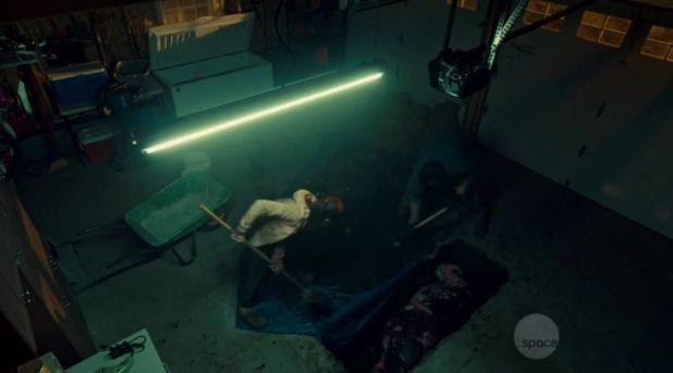 Orphan Black 2x09: El encubrimiento del asesinato del Dr. Leekie ha unido a Alison y Donnie más que nunca.