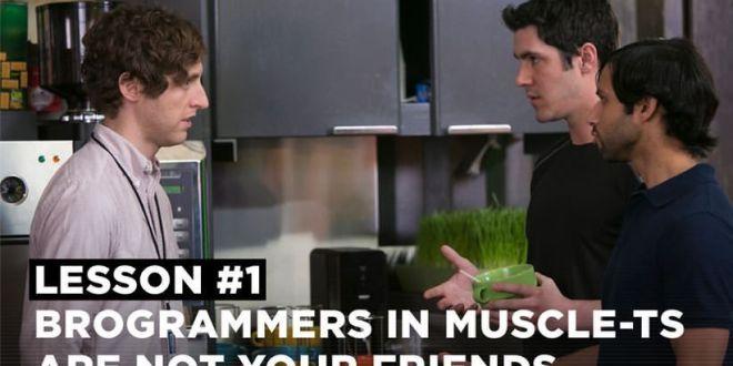 Programadores en Silicon Valley