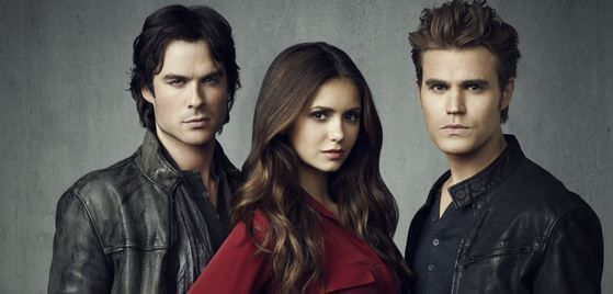 The Vampire Diaries en Teen Choice 2014