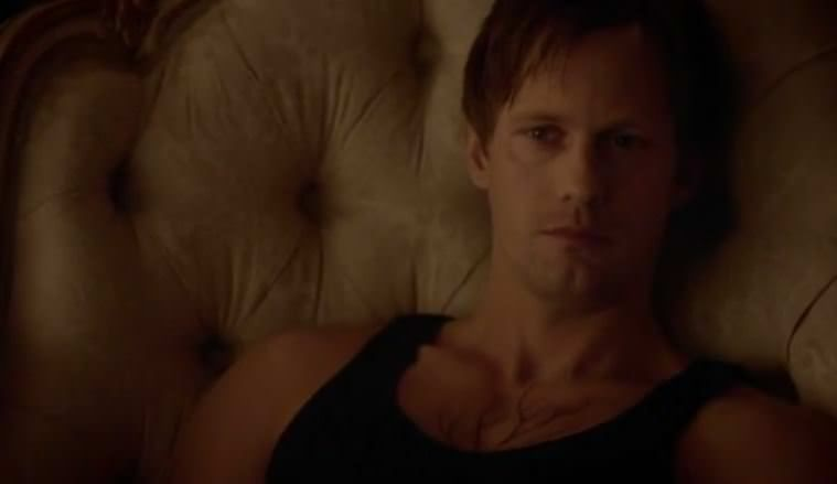 True Blood 7x02 I Found You - Eric infectado