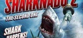 Wallpaper Sharknado 2