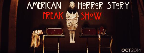 Primer teaser oficial de American Horror Story: Freak Show