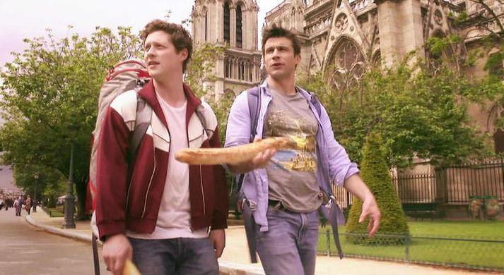 Backpackers - Crítica de la serie de The CW