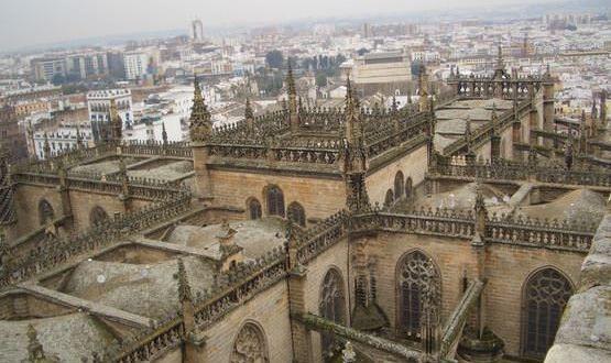 Catedral Sevilla Dorne