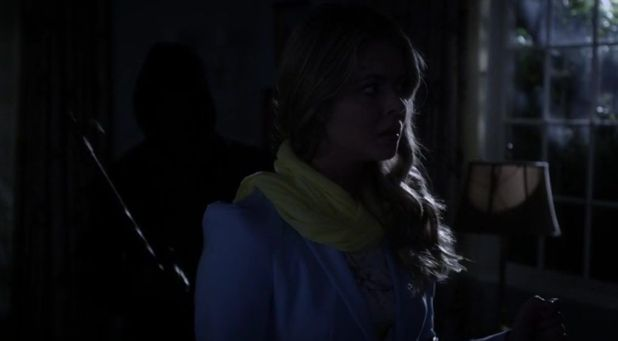 Pretty Little Liars 5x06 Run, Ali, Run