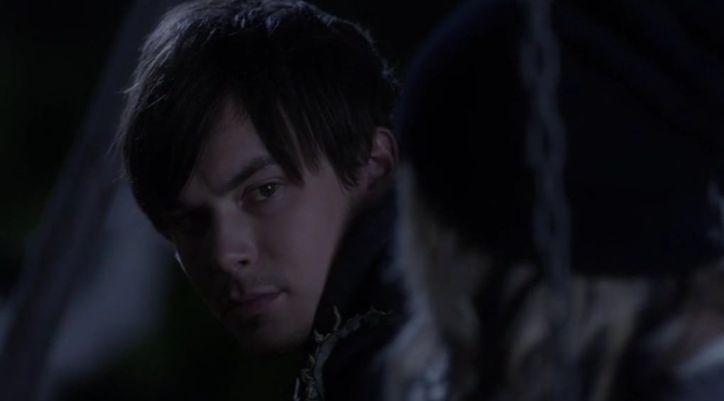 Pretty Little Liars 5x05: Caleb vuelve a Rosewood sin saber porqué o si tiene intenciones escondidas respecto a Alison.