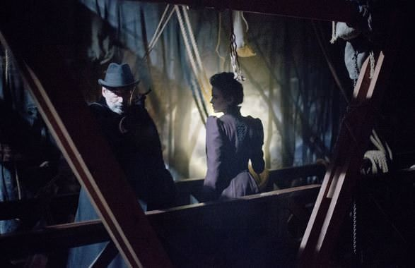 Penny Dreadful 1x08 - Grand Guignol - Buscando a la criatura