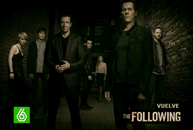 La segunda temporada de The Following en La Sexta