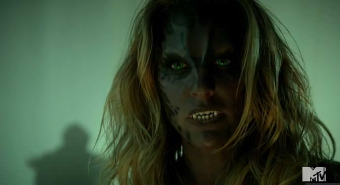 Teen Wolf 4x06 Orphaned - Kate Argent