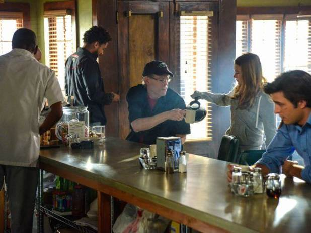 Under The Dome 2x01 - Cameo de Stephen King