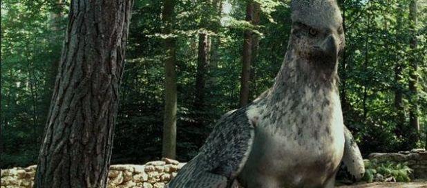Nuevas criaturas mágicas en Harry Potter and the Prisoner of Azkaban