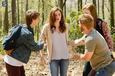 Under the dome 2x04 - Chica Misteriosa