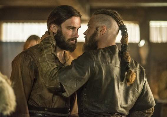 Vikings 2x02 Rollo and Radgar