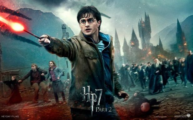Harry Potter and the Deathly Hallows P2: Crítica