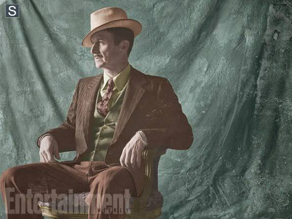 Novedades en American Horror Story: Freakshow - Denis O'Hare interpreta a un estafador
