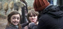 Bran y Arya Stark