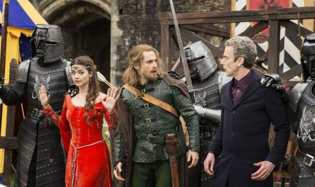 Doctor Who empieza su 8ª temporada: El 8x03 Robot of Sherwood nos trae una interesante versión de Robin Hood aunque no afecta a las tramas horizontales.