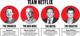 Equipo de Netflix