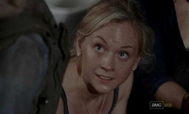 Los 10 peores personajes de The Walking Dead - Beth Greene