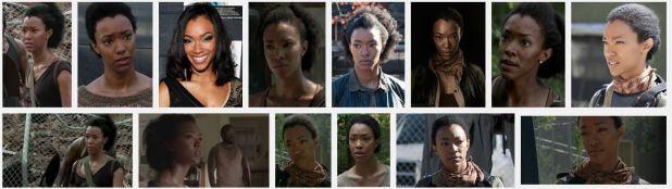 Los 10 peores personajes de The Walking Dead - Sasha