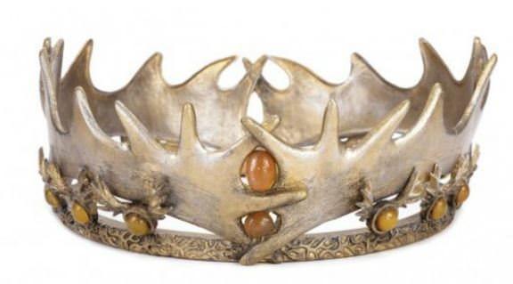 Se vende la corona de Robert Baratheon